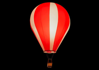 Hot Air Red