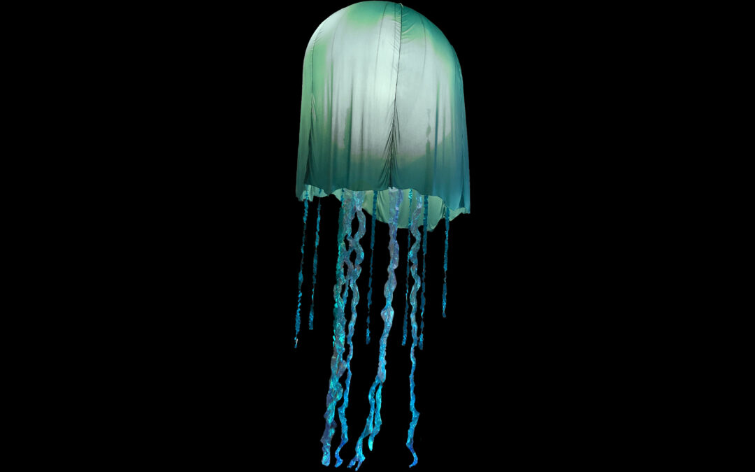 Jellyfish II Teal