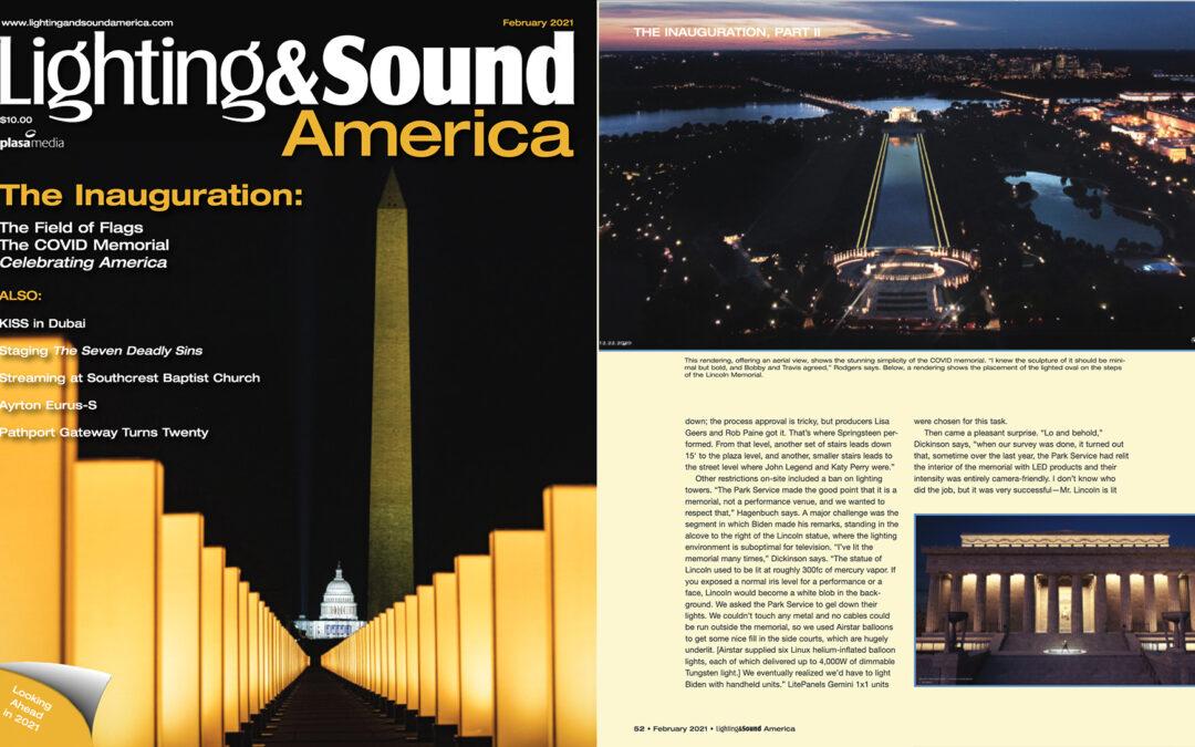 Lighting & Sound America – Feb. 2021